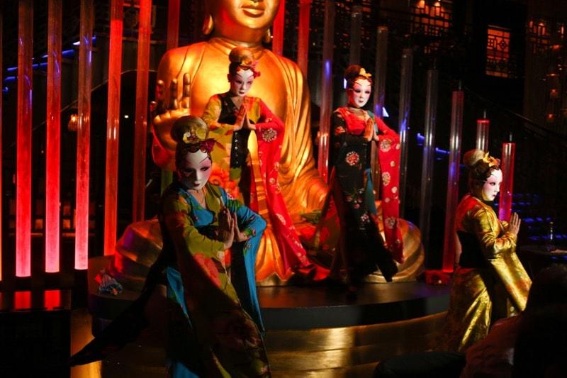 Buddha Bar Marrakech Show