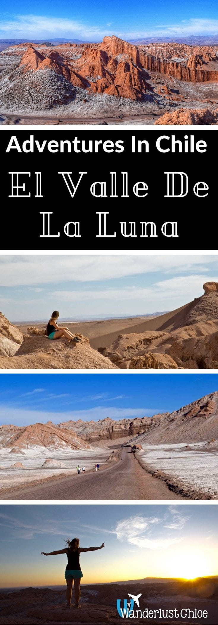 Adventures In El Valle De La Luna, Chile
