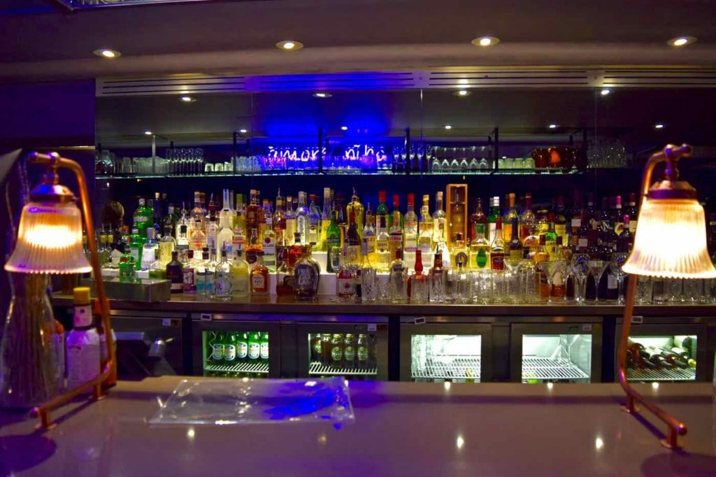 Osteria London Bar