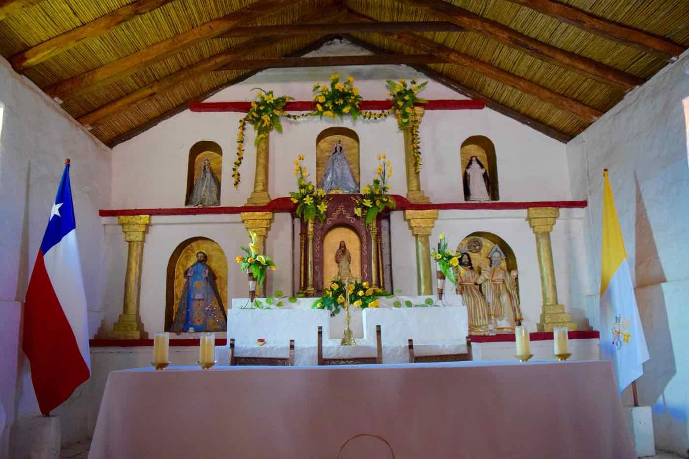 St Luke's Church, Toconao, Chile