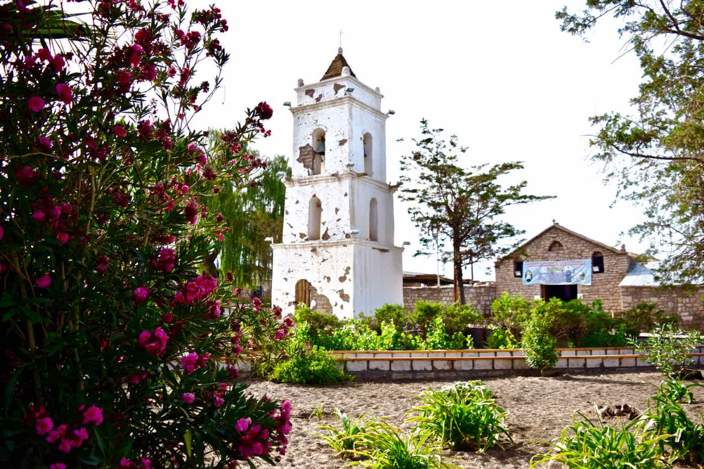 Toconao Bell Tower, Chile