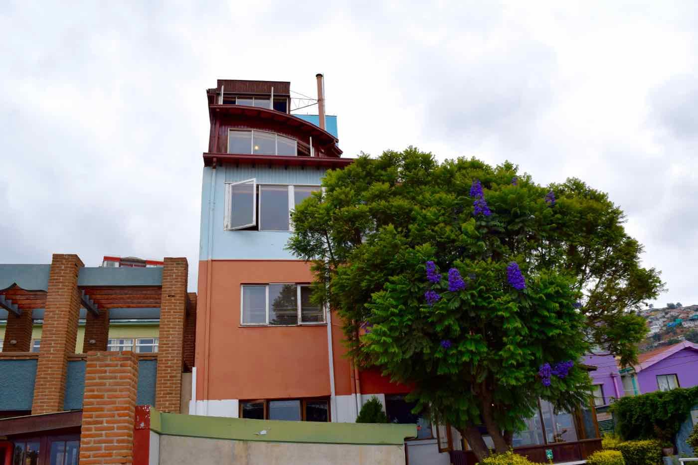 La Sebastiana - Pablo Neruda's House