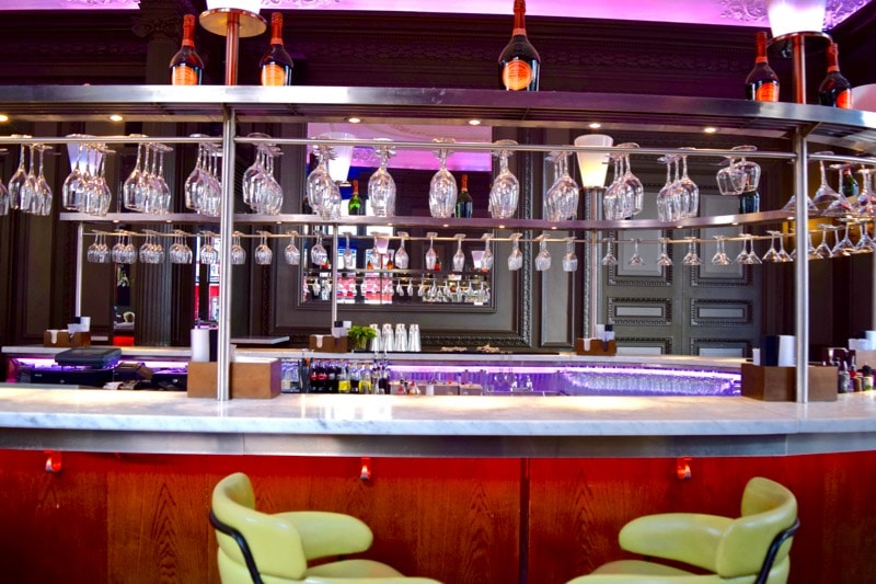 Catch Champagne Bar at Andaz Hotel Liverpool Street, London