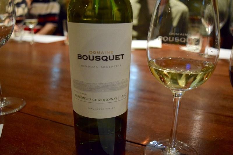 Domaine Bousquet wine
