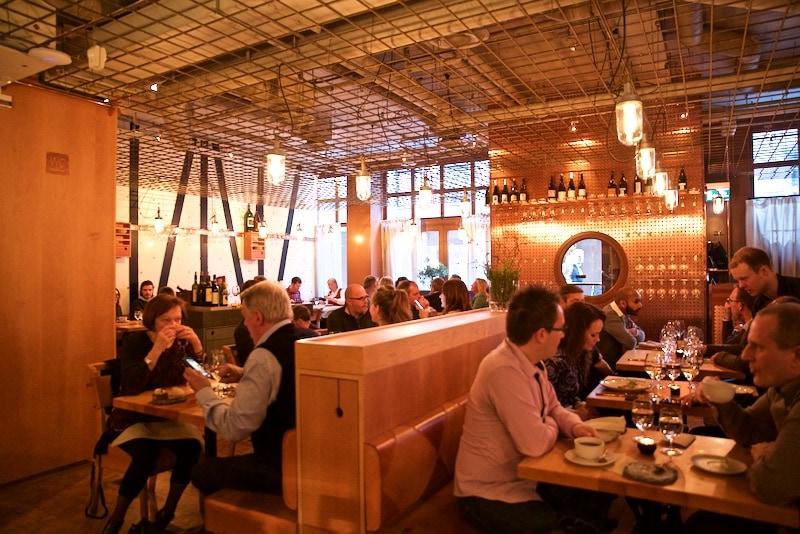 Ekstedt Restaurant, Stockholm