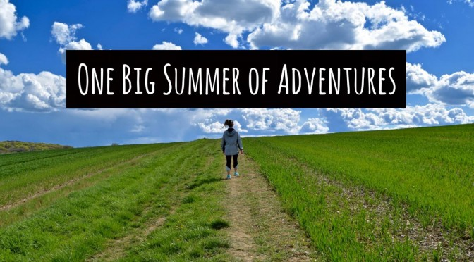 One Big Summer Of Adventures