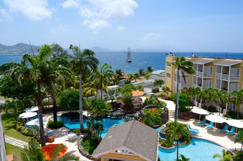 Ocean Terrace Inn St Kitts Hotels