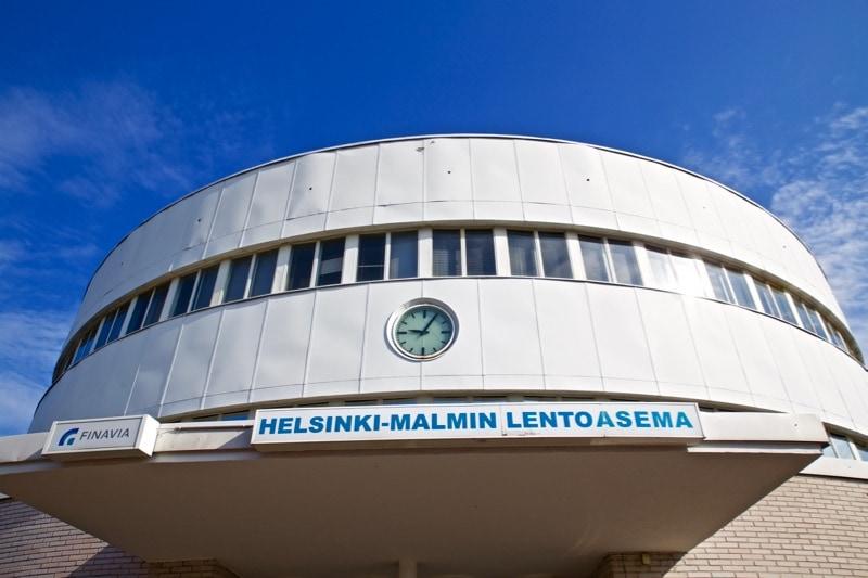 Malmi Airport, Helsinki