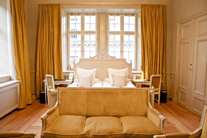 King Suite at Hotel Kungsträdgården Stockholm