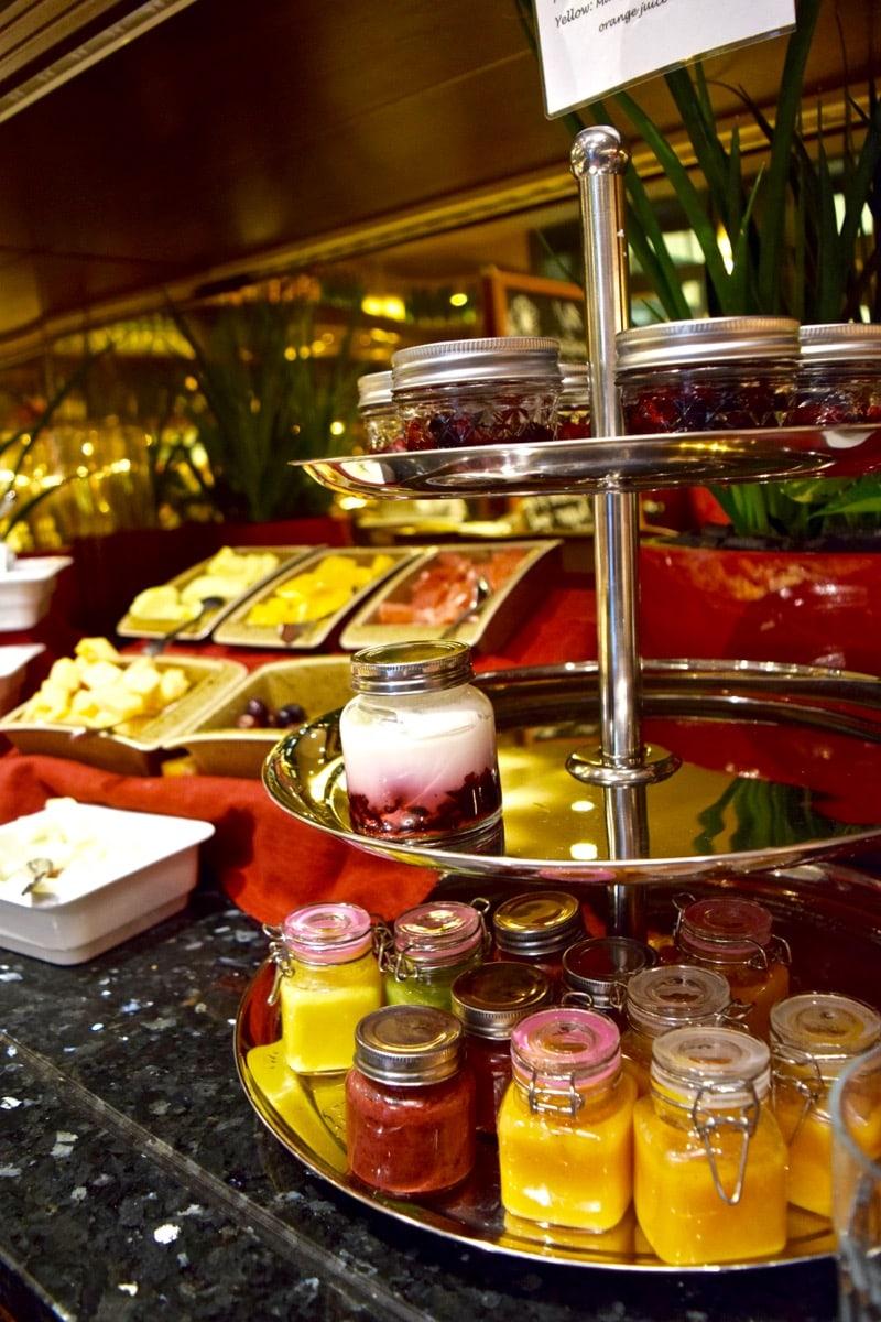 Breakfast at Hotel Kungsträdgården Stockholm