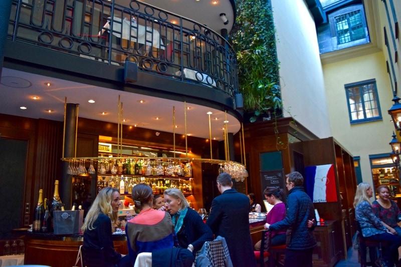 Bar at Hotel Kungsträdgården Stockholm