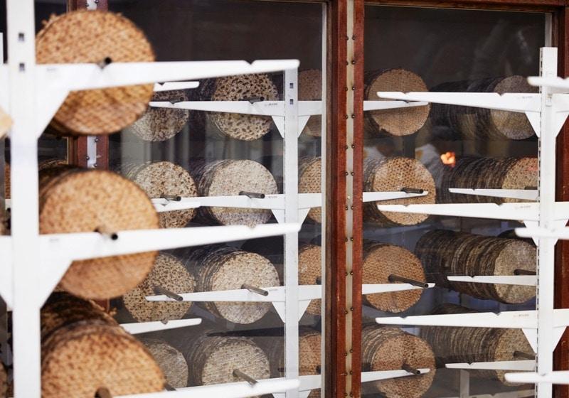 Skedvi Bakery, Sweden
