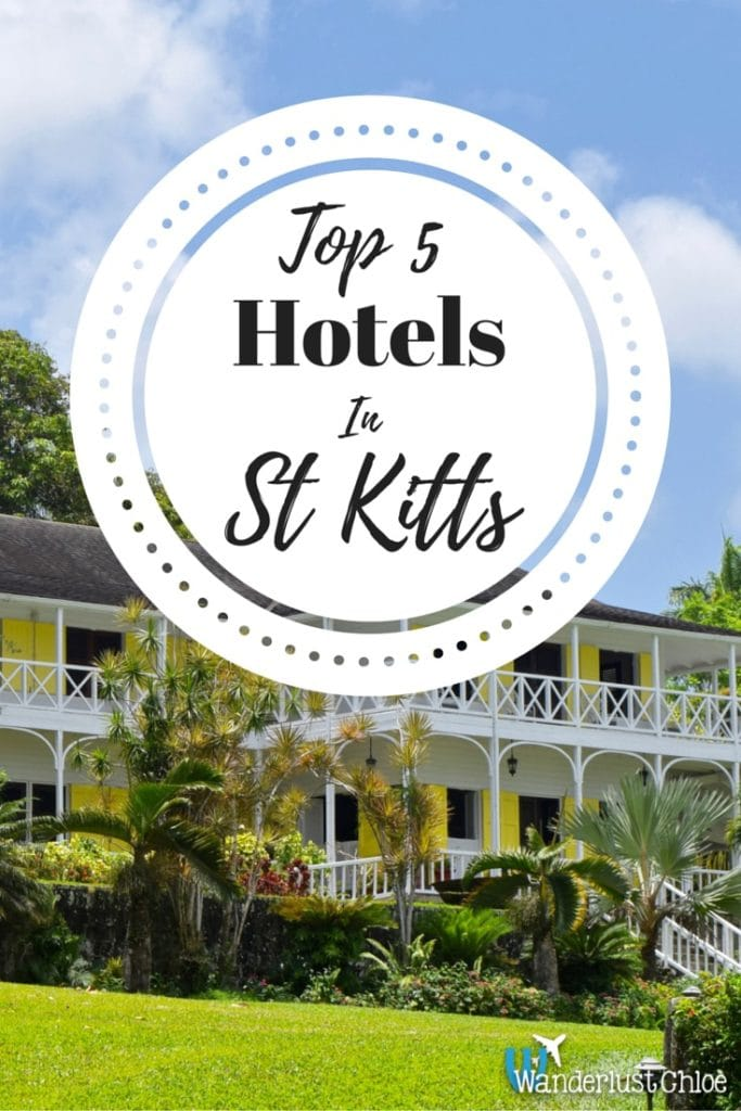 Top 5 Hotels In St Kitts (PIN)