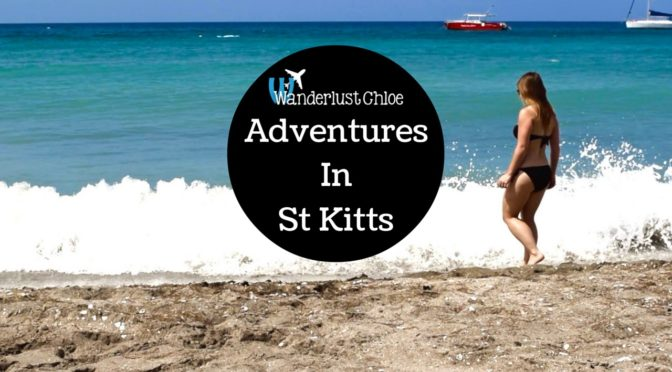 VIDEO: Adventures In St Kitts