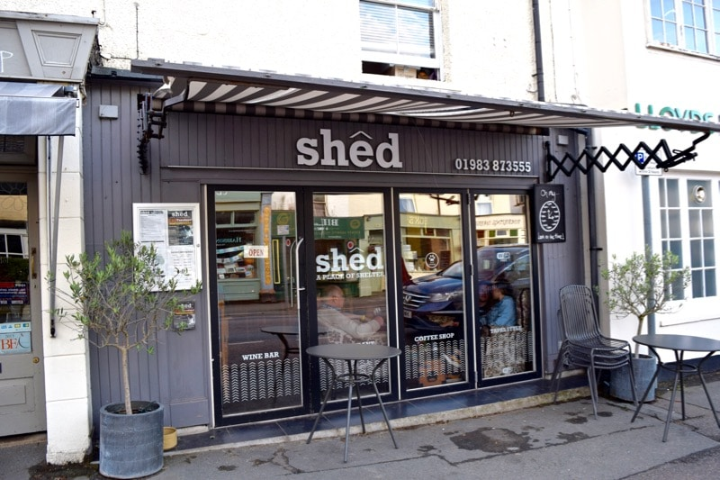 The Shed, Bembridge, Isle of Wight