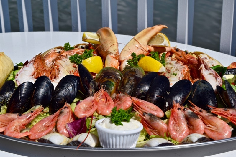 Seafood Restaurants In The Isle Of Wight