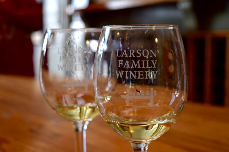 Larson Family Winery, Sonoma Valley, California
