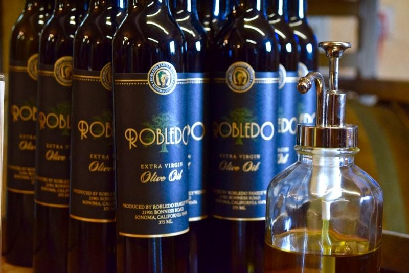 Robledo Family Winery, Sonoma Valley, California