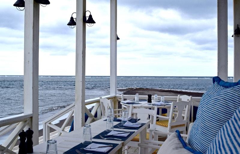 Arthur's Restaurant, St Kitts