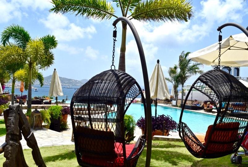 Palm Court Gardens, St Kitts
