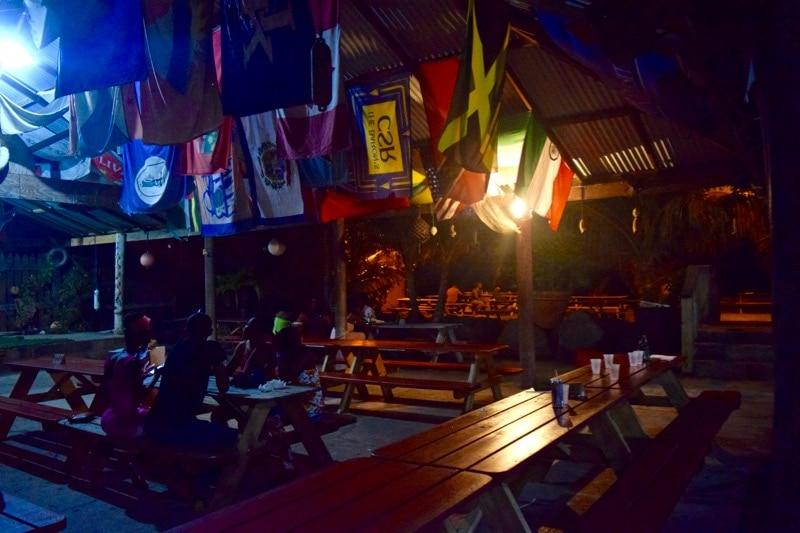 Sprat Net, St Kitts