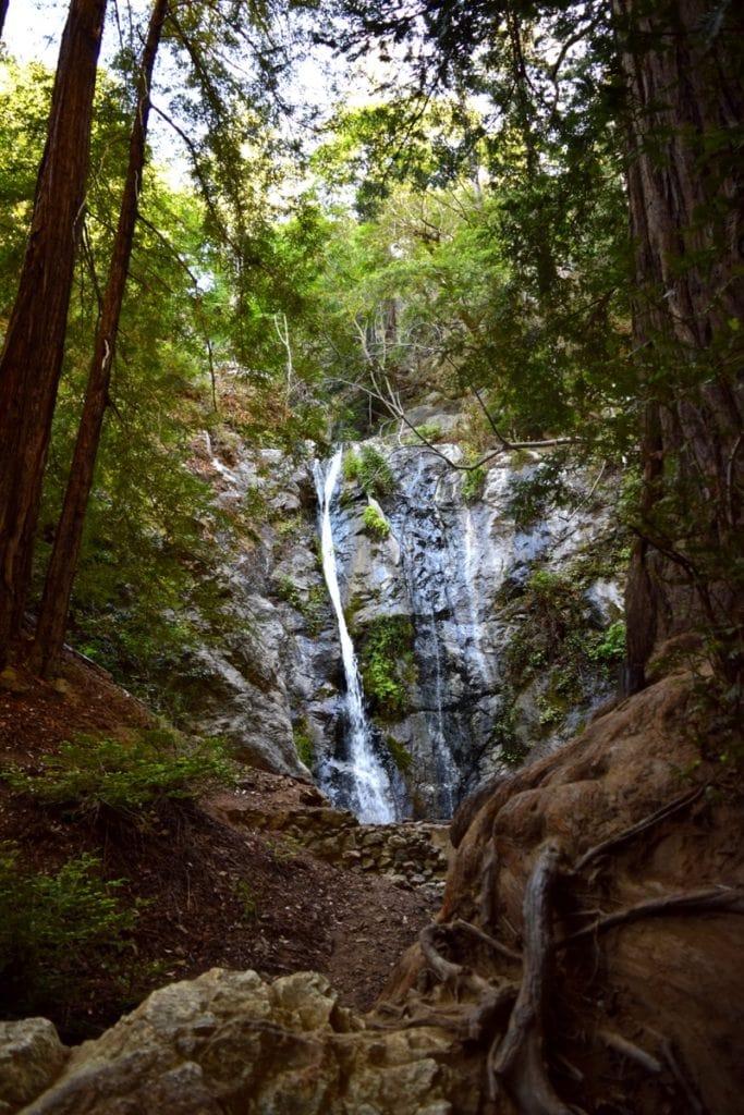 Pfeiffer Falls, Big Sur