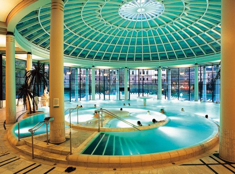 Caracalla Spa, Baden-Baden (Photo: Baden-Baden Kur & Tourismus GmbH)