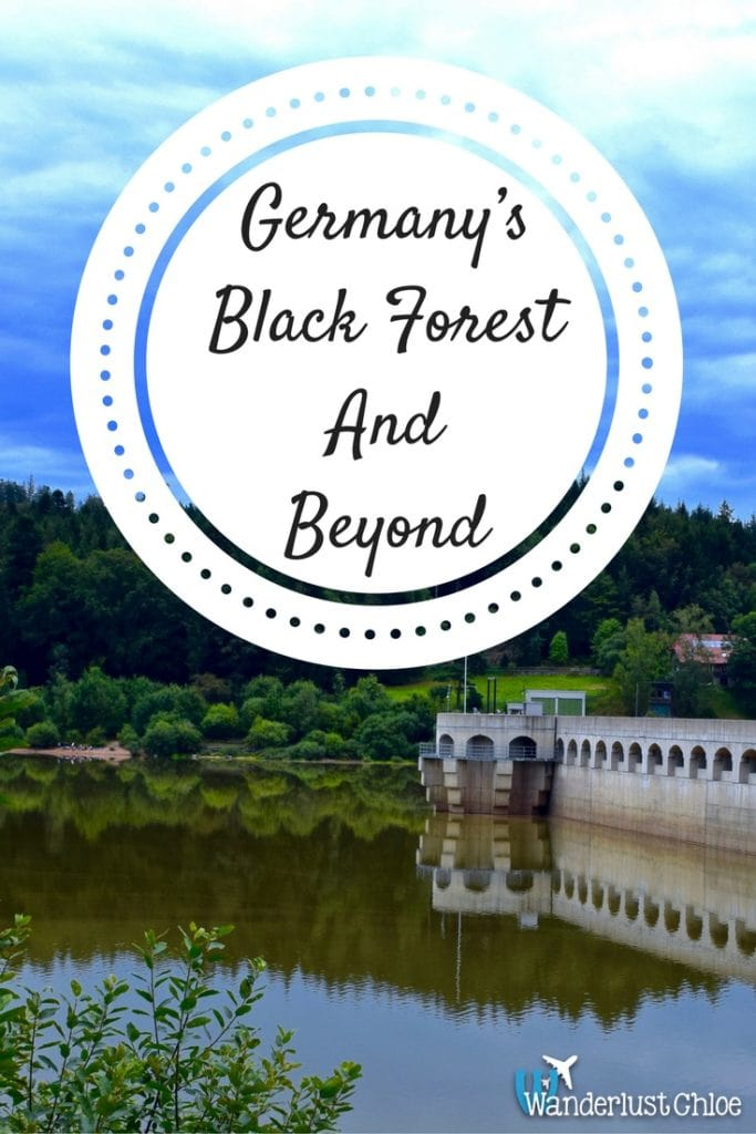 Germany's Black Forest And Beyond (PIN)