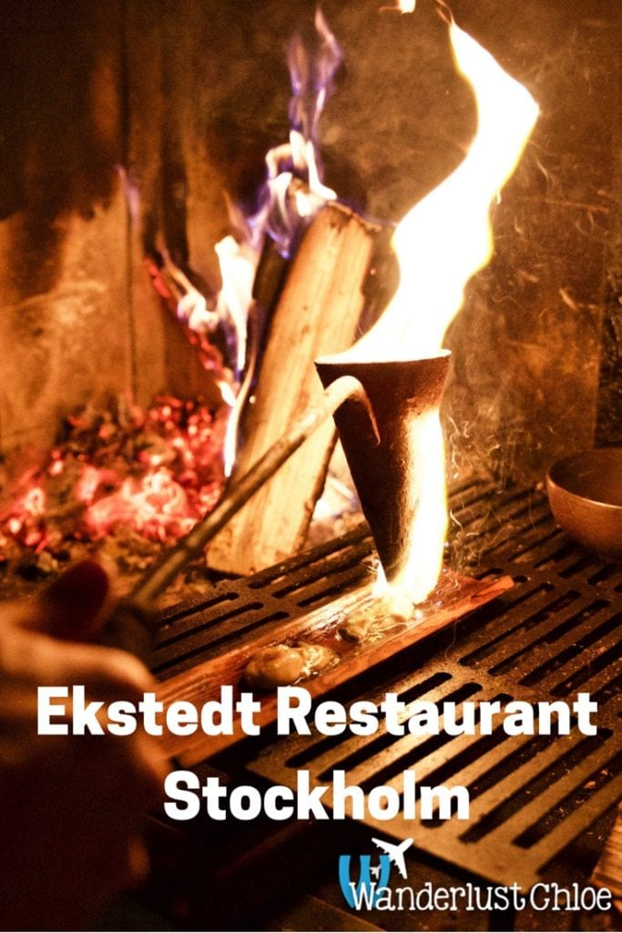 Ekstedt Restaurant Review, Stockholm (PIN)