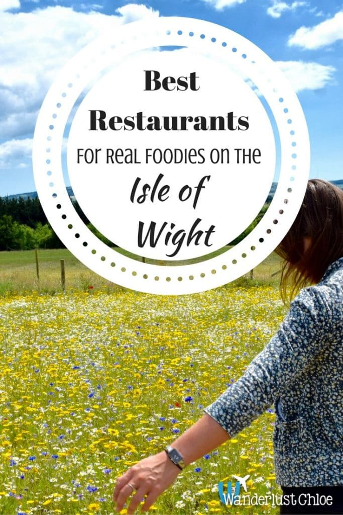 Best Restaurants For Real Foodies On The Isle of Wight