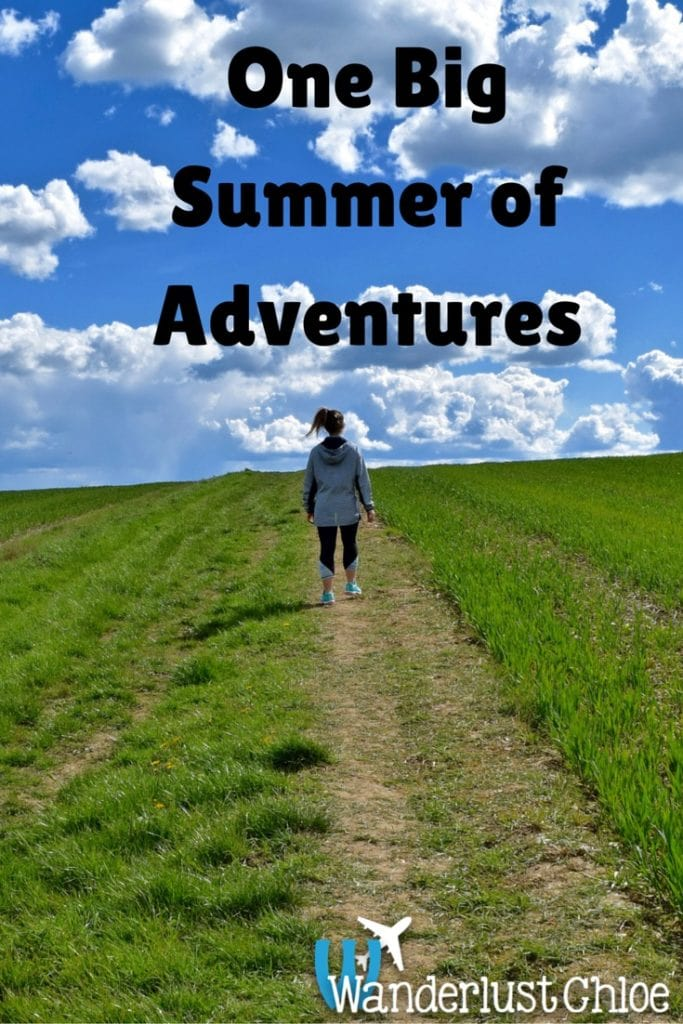 One Big Summer of Adventures (PIN)