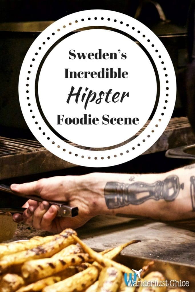 Sweden's Hipsters (PIN)