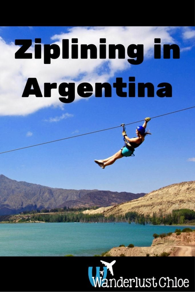 Ziplining in Argentina (PIN)