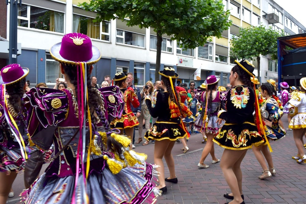 Rotterdam Unlimited 2016 Summer Carnival Street Parade
