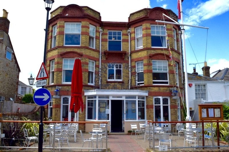 The Seaview Hotel, Isle of Wight