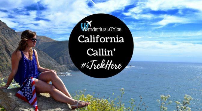 California Callin Trek America itrekhere video