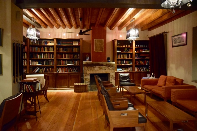 The Library Hotel, Kalavasos, Cyprus