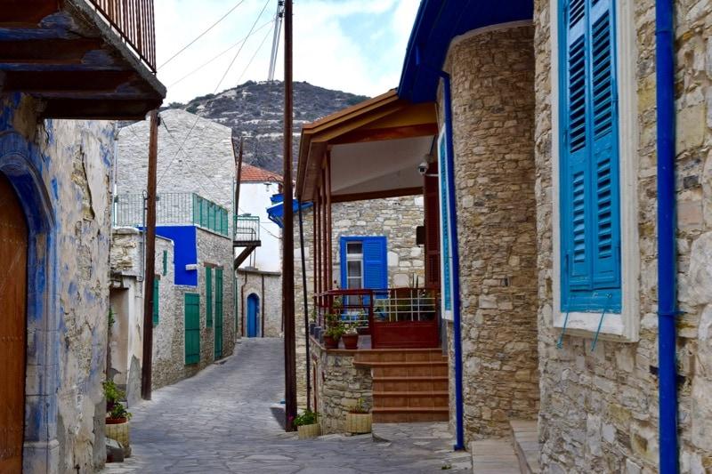 Kato-Drys Village, Cyprus