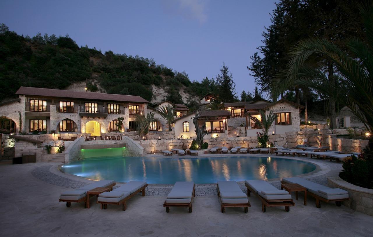 Hotel Ayii Anargyri Natural Healing Spa Resort