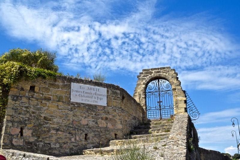 Châteauneuf-du-Pape, France