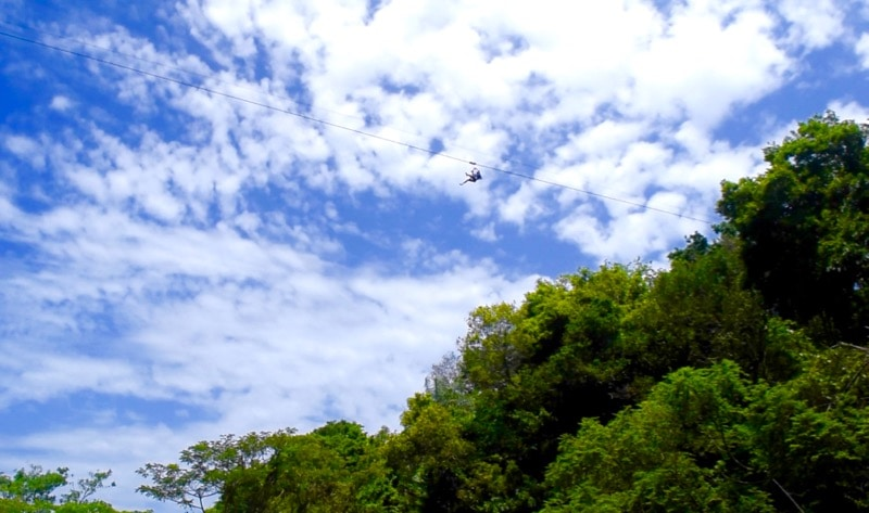 Read this before visiting st kitts by cruise ship all you need to know zip lining in st kitts publicscrutiny Images
