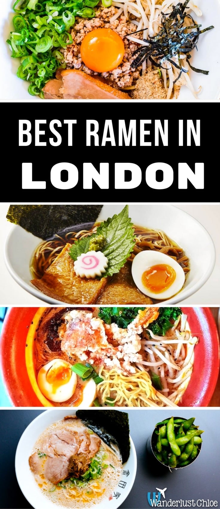 Best Ramen In London