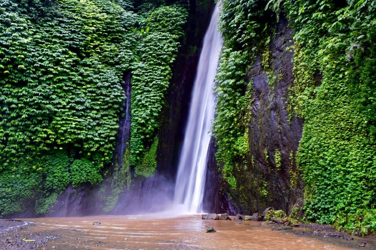 Munduk Waterfall, Northern Bali