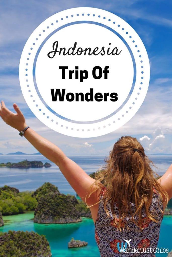 Indonesia Trip Of Wonders