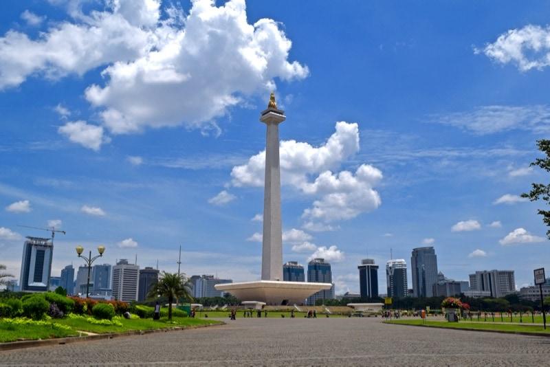 Jakarta's National Monument