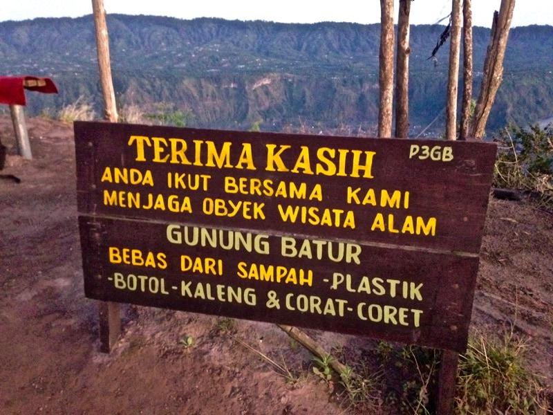Read This Before Your Mount Batur Sunrise Trek