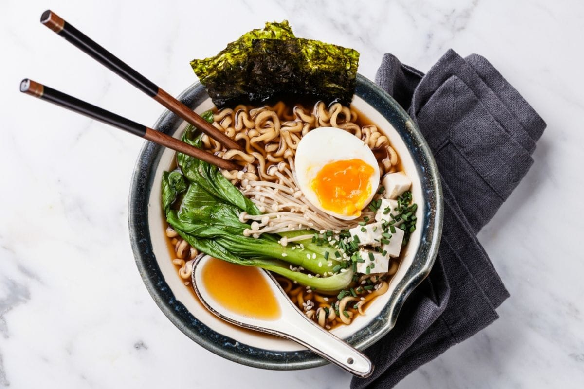 Where to go for the best ramen in London