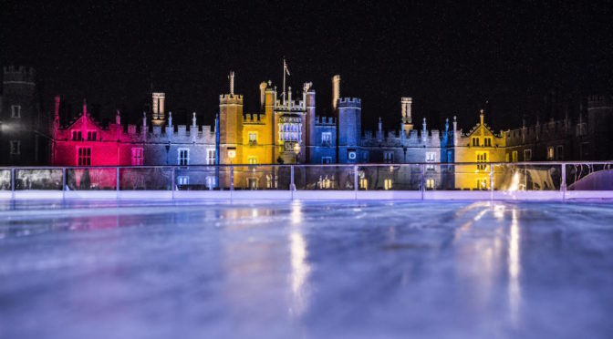 Christmas In London: London's Best Ice Skating 2016