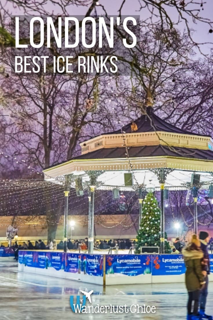 London's Best Ice Skating 2017