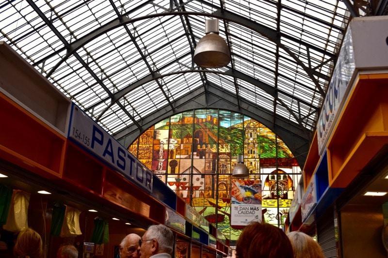 Mercado Central de Atarazanas, Malaga, Spain